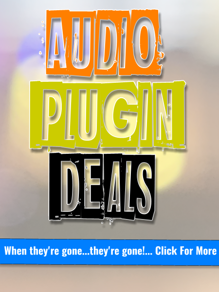 Audio Plugin Deals At Parttimeproducer.com